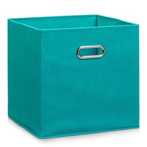Zeller 14118 Aufbewahrungsbox, Vlies, petrol
